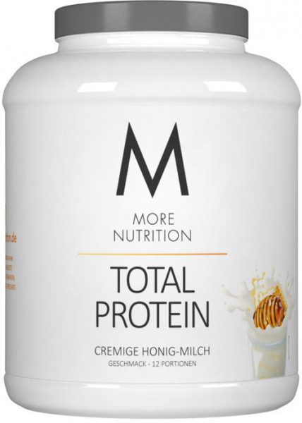 More Nutrition - TOTAL PROTEIN, 600 g