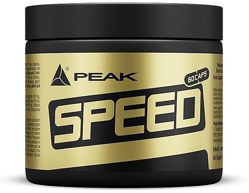 Peak - SPEED, 60 Kaps.
