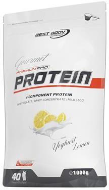 Best Body Nutrition - GOURMET PREMIUM PRO PROTEIN, 1000g
