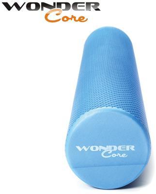 Wonder Core Foam Roller, 45 cm (Farbe: Blue )