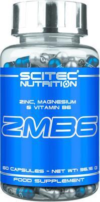 Scitec Nutrition ZMB6, 60 Kapseln Dose
