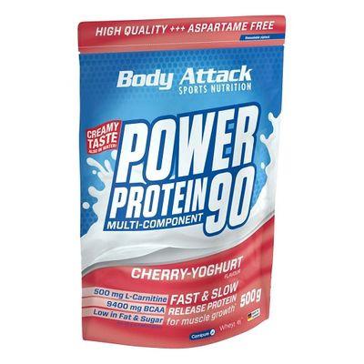 Body Attack - PORTEIN POWDER 90, 500g