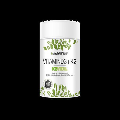 Blackline 2.0 - VITAMIN D3+K2 im Bodycheckers-Bodyshop kaufen