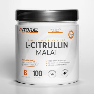 ProFuel - CITRULLIN-MALAT 2:1, neutral, 300 g