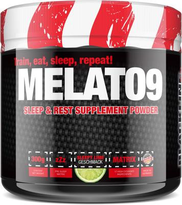 Blackline 2.0 Melato9 Easing Powder, 300 g Dose, Lime