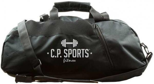 C.P. Sports S5-1 Kombi-Sporttasche, Schwarz