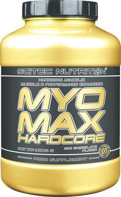 Scitec Nutrition Myomax HC, 1400 g Dose