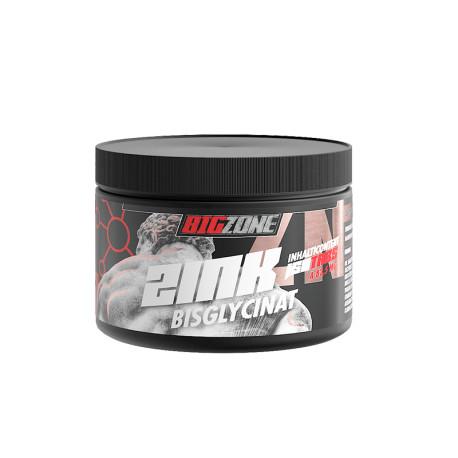 Big Zone - ZINK, Bisglycinate,150 Kaps.