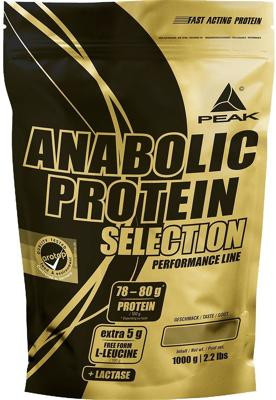 Peak - ANABOLIC PROTEIN SELECTION, 1000 g