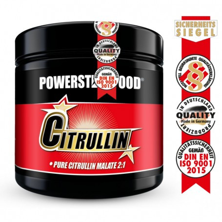 Powerstarfood CITRULLIN - L-Citrullin Malat - 200 g