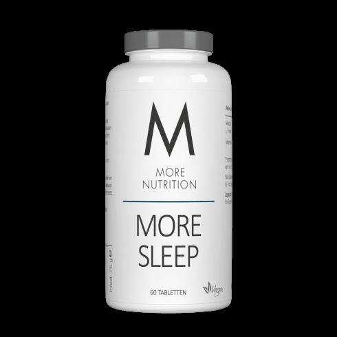 More Nutrition MORE SLEEP V2, 60 Tabl.