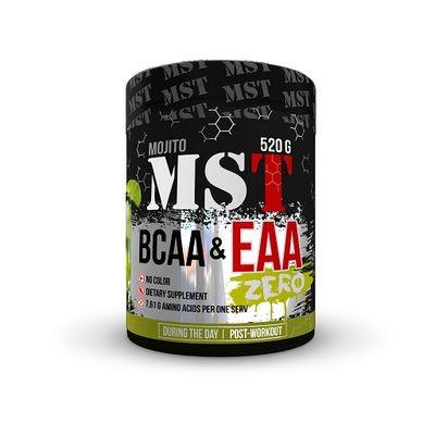 MST - BCAA & EAA Zero, 520g