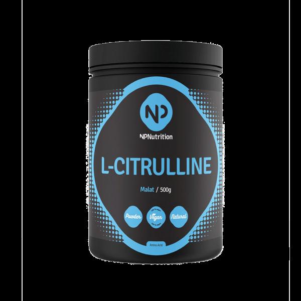 NP Nutrition L-Citrulline (500g)