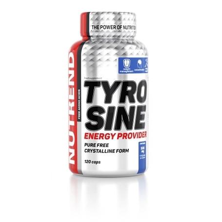 Nutrend Tyrosine (120 Caps)