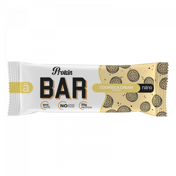 ä Näno Supps - Protein Bar 12x58g