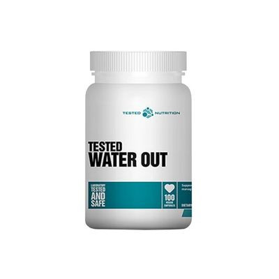 Tested Nutrition - WATER OUT, 100 Tabl.