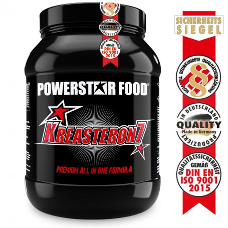 Powerstarfood KREASTERON 7 - All-In-One Supplement - 1725 g