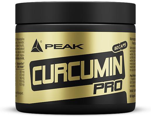 Peak - CURCUMIN PRO, 60 Kaps.