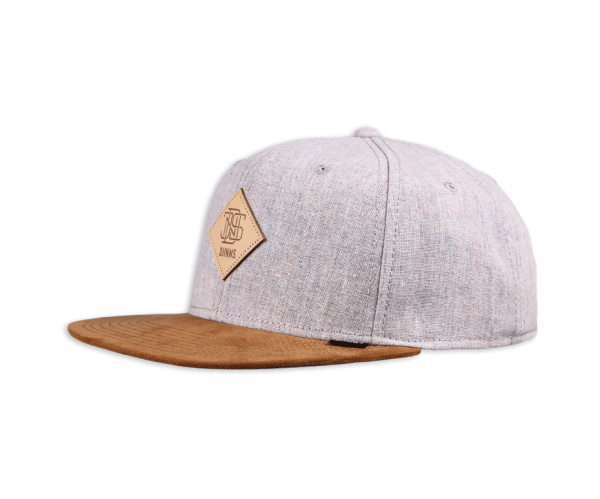 "DJINNS ""6 Panel Snapback Cap Multimelange"""