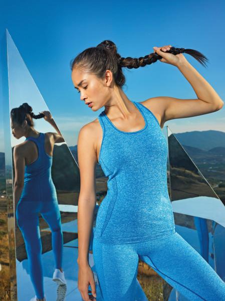 Women's TriDri®'3D fit' multi-sport sculpt vest