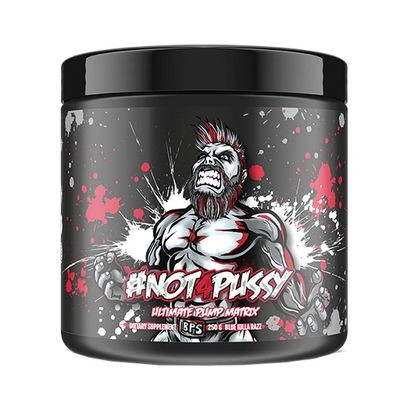 BPS-Pharma - #NOT4PUSSY Ultimate Pump Booster, 250g