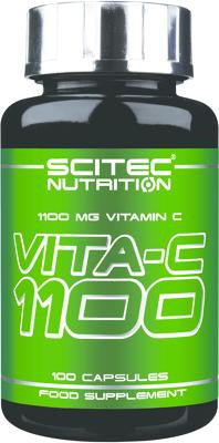 Scitec Nutrition Vita-C 1100, 100 Kapseln Dose