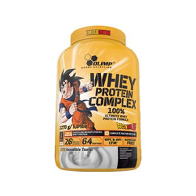 Olimp Whey Protein Complex 100% - 2,27kg Dragon Ball Ltd. Edition