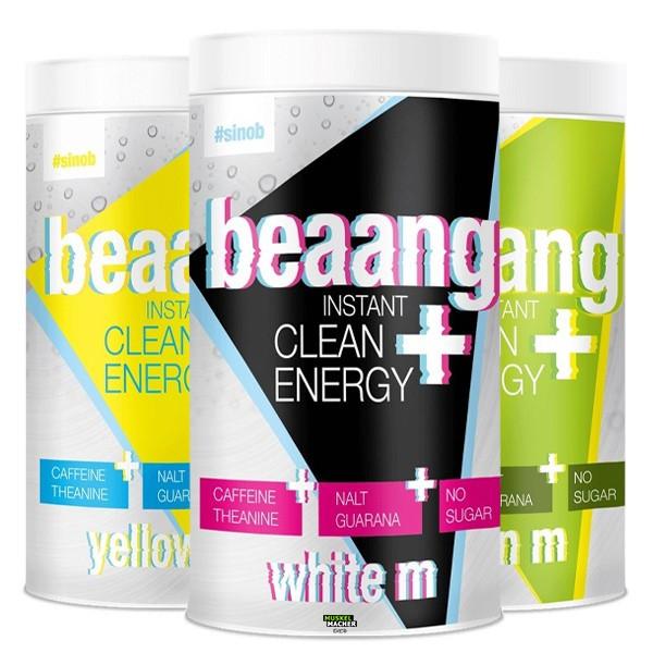 (Blackline)Sinob BEAANG - Instant Clean Energy 330g