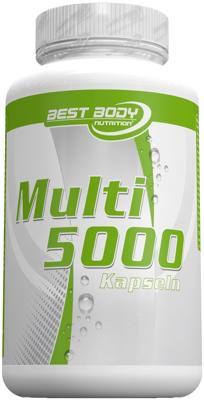 Best Body Nutrition Multi 5000, 100 Kapseln Dose