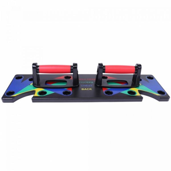 Gorilla Sports - Push Up Board / Liegestützbrett