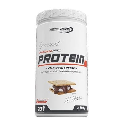 Best Body Nutrition - Gourmet Premium Pro Protein, 500g Dose