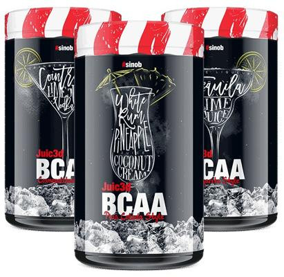 Blackline 2.0 Juic3d Cocktail BCAAs, 500 g Dose