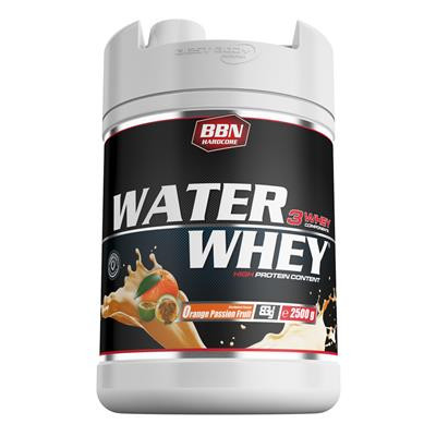 Best Body Nutrition - WATER WHEY PROTEIN, 2500 g Dose