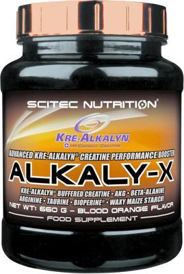 Scitec Nutrition Alkaly-X Kre-Alkalyn, 660 g Dose