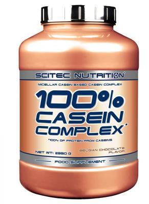 Scitec Nutrition 100% Casein Complex, 2350 g Dose
