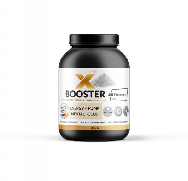 EXCLUSIV SPORTZ - X - Booster 500G