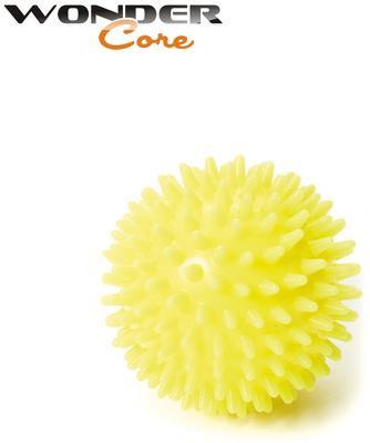 Wonder Core Spiky Massage Ball, 8 cm Umfang (Farbe: Green)