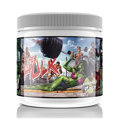 Mad Ape Nutrition THE HULK - Limited Edition (US) 380g - Smashing Punch