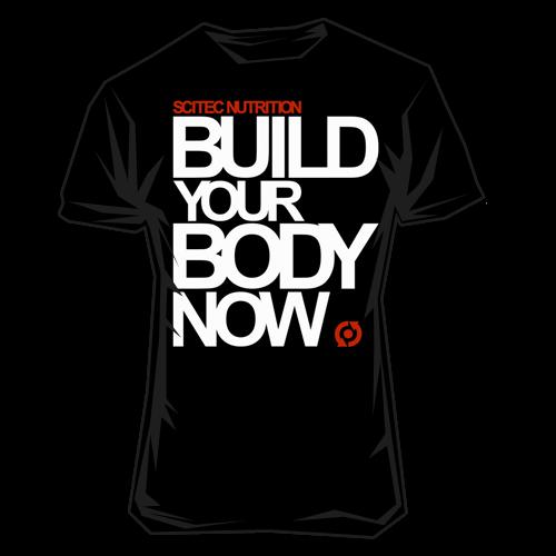 Scitec Nutrition - T-Shirt - Build