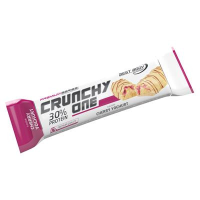 BEST BODY NUTRITION CRUNCHY ONE - 15x 51 G RIEGEL /MHD 9/20