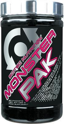 Scitec Nutrition Monster Pak, 60 Beutel