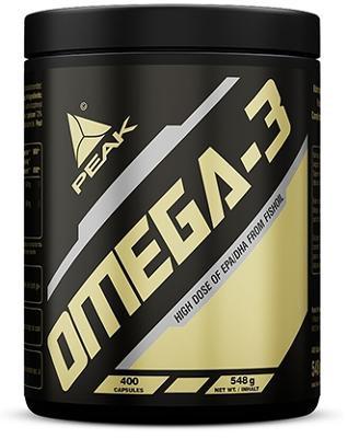 Peak - OMEGA-3, 400 Kaps.