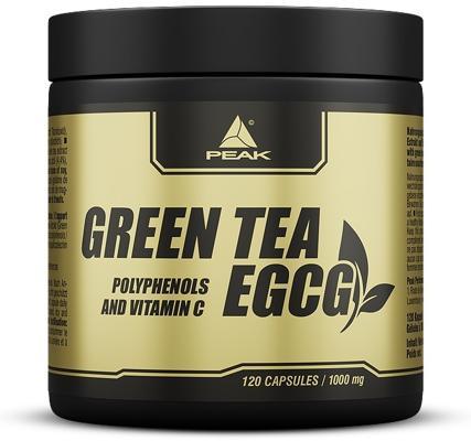 Peak Performance EGCG Grüntee-Extrakt, 120 Kapseln Dose