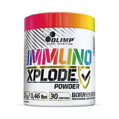 Olimp - IMMUNO XPLODE, Zitrus Lemonade, 210g