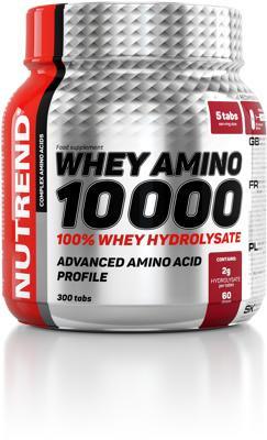 Nutrend - WHEY AMINO 10000, 300 Tabl.