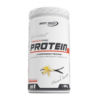 Best Body Nutrition - GOURMET PREMIUM PRO PROTEIN, 500g