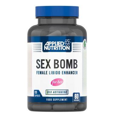 Applied Nutrition - SEX BOMB, Female, 120 Caps.