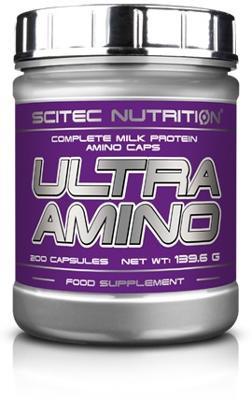 Scitec Nutrition Ultra Amino, 200 Kapseln Dose
