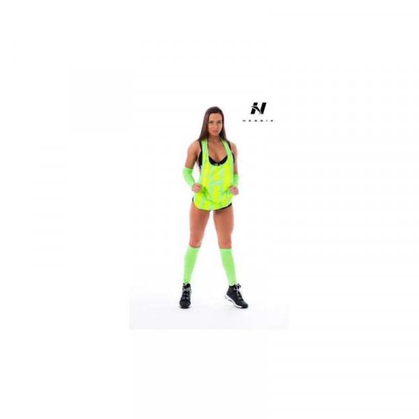 NEBBIA - Neon Tank Top 226 Green