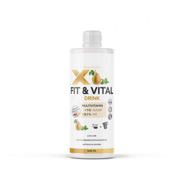 EXCLUSIV SPORTZ - X-FIT & VITAL DRINK, 1000ml